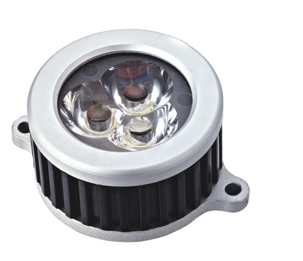 Surface mounted LED spot ABS 45